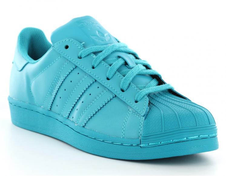 adidas verte et bleu
